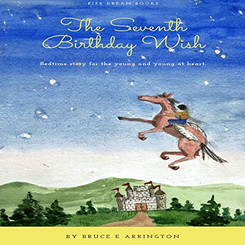 The Seventh Birthday Wish  By  cover art