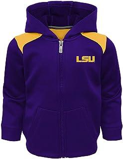 Outerstuff ユースサイズ ボーイズ LSU タイガース ルイジアナ州フリースセット パーカー/パンツスーツ