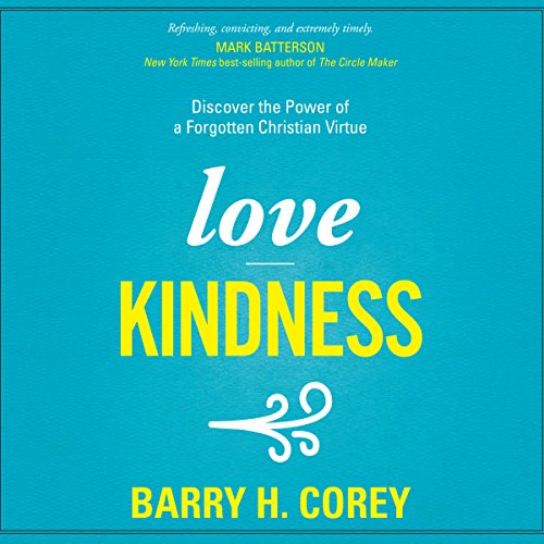 Love Kindness audiobook cover art