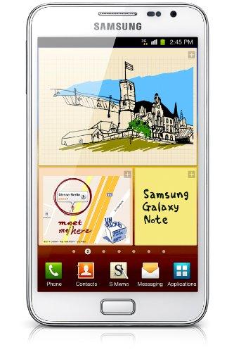 【SAMSUNG】GALAXY NOTE ギャラクシー ノート最新5.3インチ大画面スマートフォン登場】【SIMフリー】 White ホワイトおまけあり