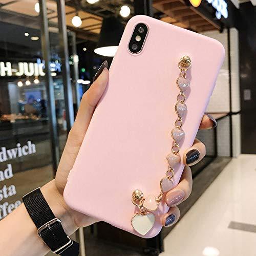 Lover Bear Bracelet Soft Phone Hülle für Huawei P40 P30 P20 Pro Lite Y7A Y5P Y6P Y7P Y8P Y9 Prime Y7 Y6 Y5 2019 2018 Y9S Cover, 2, P20 Pro