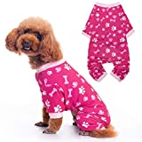 BINGPET Pet Pajamas for Dogs - Puppy PJS Shirt for Sleeping in Summer,...