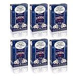 Caffè Corsini - Compagnia dell'Arabica Caffè Espresso all'Estratto di Ginseng in Capsule Compatibili Nespresso 100% Arabica - l'Espresso Italiano e Bevanda Energizzante - 6 Confezioni da 10 Capsule