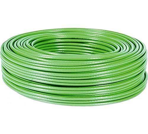 Bobina Cable CAT6 F/UTP Cobre 100m, Verde