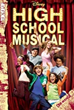 high school musical manga