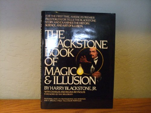 Blackstone Book of Magic and Illusion