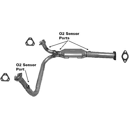 AP Exhaust 646317 Catalytic Converter