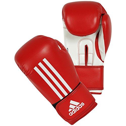 adidas Boxhandschuhe Energy 100, Rot, 8oz