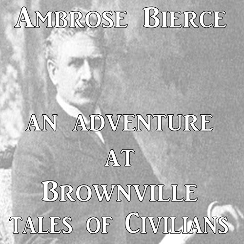 An Adventure at Brownville audiobook cover art