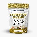 Harina De Avena Oatmeal 1.5 Kg - Scientiffic Nutrition, ARRO