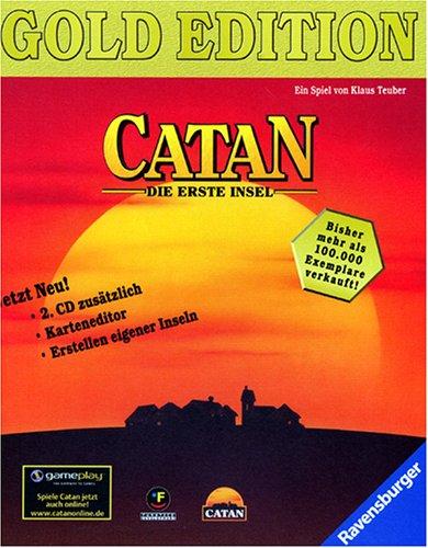 Catan: Die erste Insel - Gold Edition