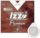 Izzo Arabica 100%, 150 ESE Pads / Espresso Pods / Cialde, 1042 g