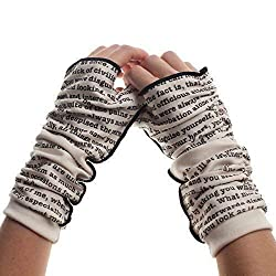 Writers' Gloves