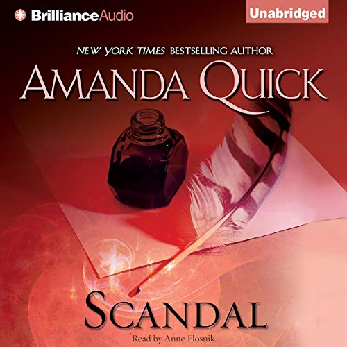 Scandal audiobook cover art