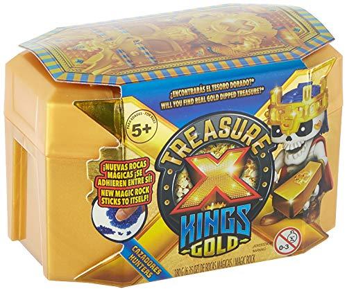 Treasure X - Reyes y Guerreros, Figuras de Acción Coleccionable Serie 3, para Niños y Niñas a Partir de 5 Años, Multicolor (Famosa 700015408) , color/modelo surtido