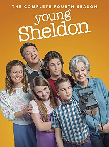 Young Sheldon: The Fourth Season (DVD)