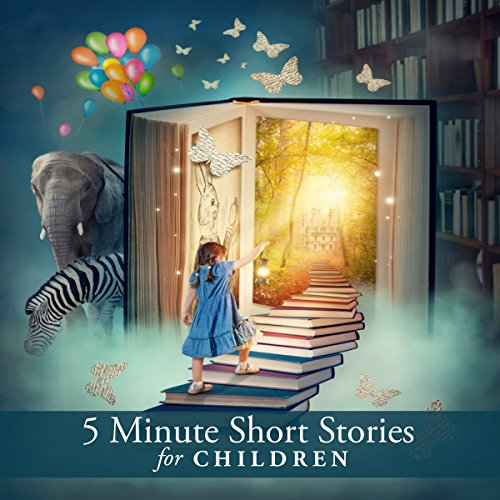 5 Minute Short Stories for Children cover art