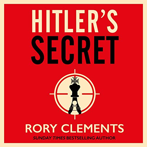 Hitler's Secret audiobook cover art