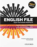 English File: Upper-Intermediate: Student's Book/Workbook MultiPack B with Oxford Online Skills