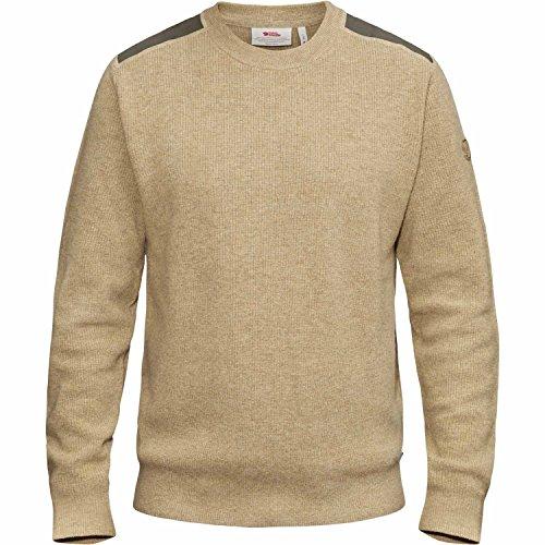 FJÄLLRÄVEN Herren Sörmland Crew Sweater Pullover & Sweatshirt, Sand, 3XL