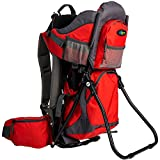 ClevrPlus Canyonero Camping Baby Backpack Hiking Kid Toddler Child Carrier with Stand and...