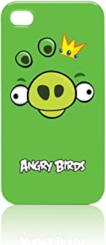 Gear4 Angry bird Coque pour iPhone 4/4S Vert