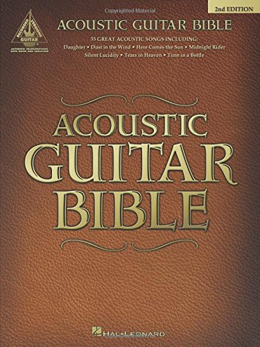Acoustic Guitar Bible: Guitar Recorded Versions Colorado