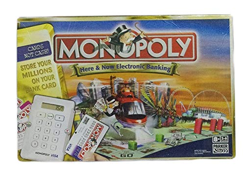 Monopoly Here and Now Electronic Banking Edition London (englische Version)
