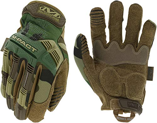 Mechanix Wear MPT-77-009 Guantes, Camuflaje, M
