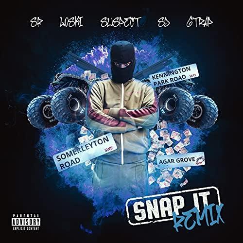 Sr, Loski & Sus feat. SD & Trap