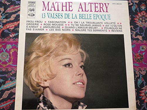 13 Mélodies De La Belle Epoque [Vinyl LP]