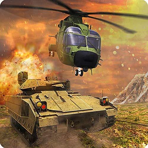 Moderner Tank Helicopter War Simulator