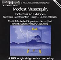 Mussorgsky: Pictures At An Exh by MODEST PETROVICH MUSSORGSKY (1992-10-02)