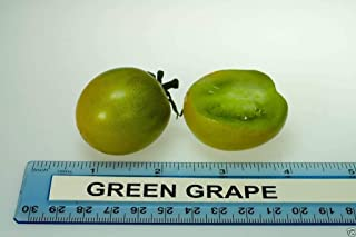 Virtue Sweet Green Grape Tomato Seeds. Organic Home Grown Small Tomatoes~ 50 Seeds