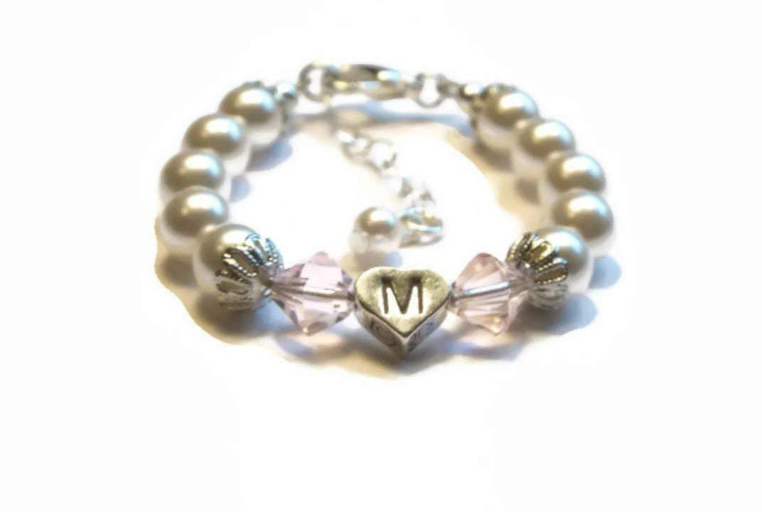 Baby Bracelet Sales of SALE items from new works Jewelry Pearl Ranking TOP1 Bra Birthstone
