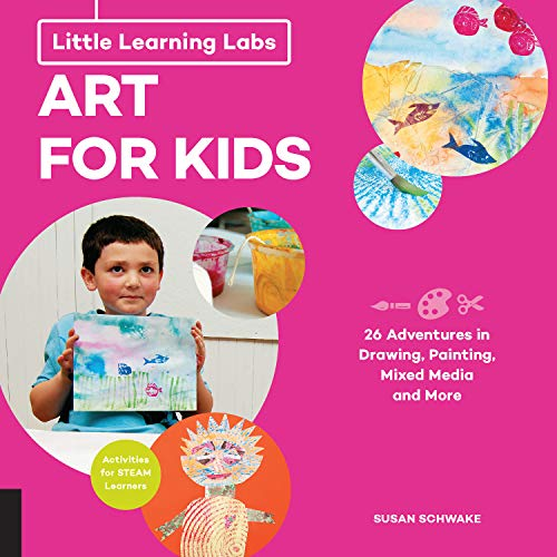 Little Learning Labs: Art for Kids, abridged edition (English Edition)