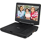 RCA DRC98090 9-inch Portable DVD Player (Black)
