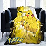 Flannel Fleece Blanket Ultra Soft Plush Cozy Travelling Warm Throw Blanket Home Bed Sofa for Adults and Children 50'x40'