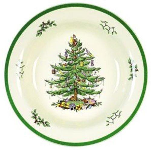 Spode Christmas Tree Main Course Dsh