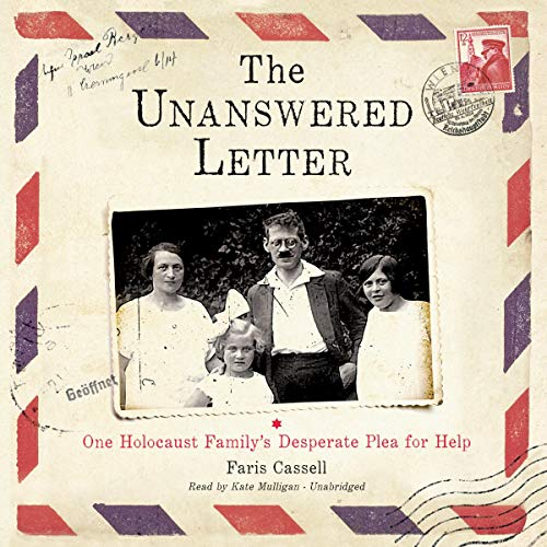 The Unanswered Letter cover art