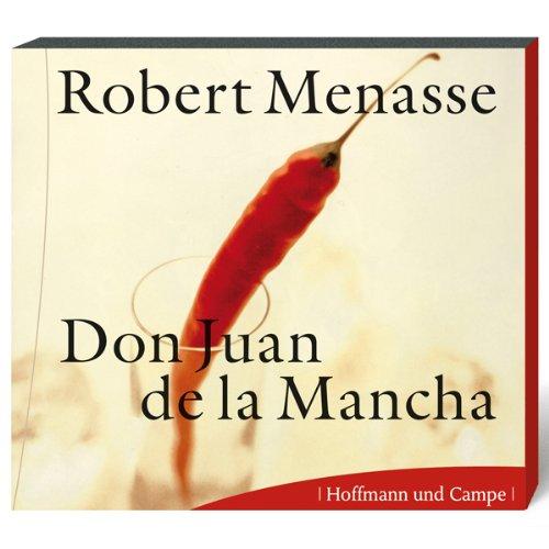 Don Juan de la Mancha oder Die Erziehung der Lust Titelbild