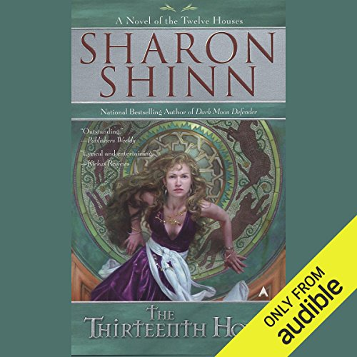 The Thirteenth House audiobook cover art