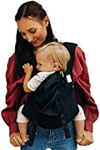 Boba Air Baby Carrier - Black - Cool Mesh Straps, Padded