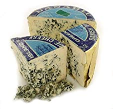 igourmet Green Island Danish Crumbly Blue Cheese (7.5 ounce)