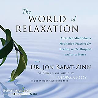 Page de couverture de The World of Relaxation