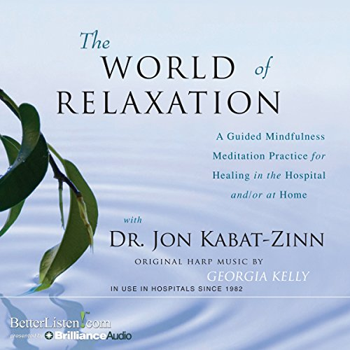 The World of Relaxation audiobook cover art