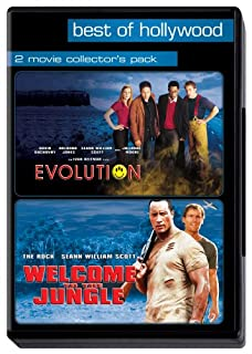 Best of Hollywood - 2 Movie Collector's Pack: Evolution / Welcome to the Jungle (2 DVDs)