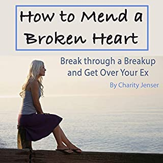 How to Mend a Broken Heart audiobook cover art