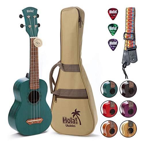 21 /'/' Ukulele Hawaii Gitarrenrucksack Gig Bag Sopran Ukulele Uke Zubehör