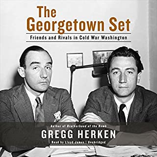 The Georgetown Set audiobook cover art